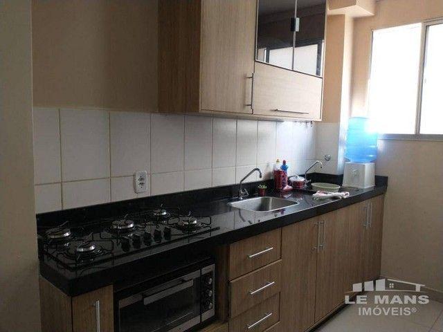Apartamento à venda -Ed.Piazza Bellini - Piracicamirim - Piracicaba/SP - Foto 6