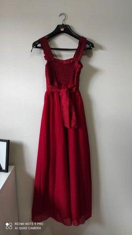 Vestido de festa -M - Foto 4