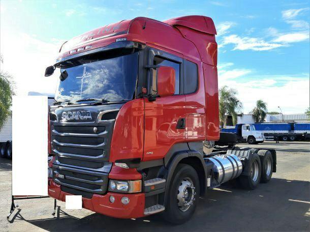 Vendo Caminhão Scania R 480, 6x2 - Foto 6