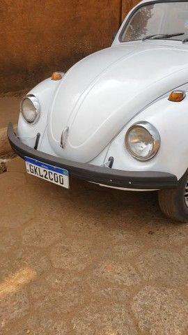 Fusca reformado 1300, ignição, pneus novos, pintado  - Foto 5
