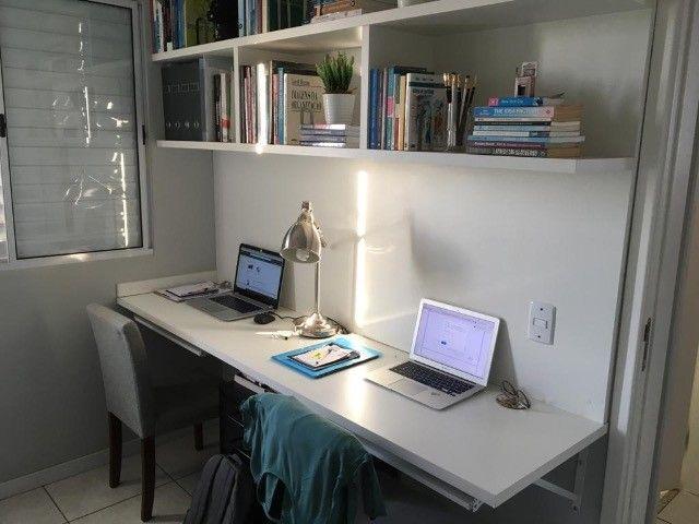 Estação de trabalho home office - Foto 2