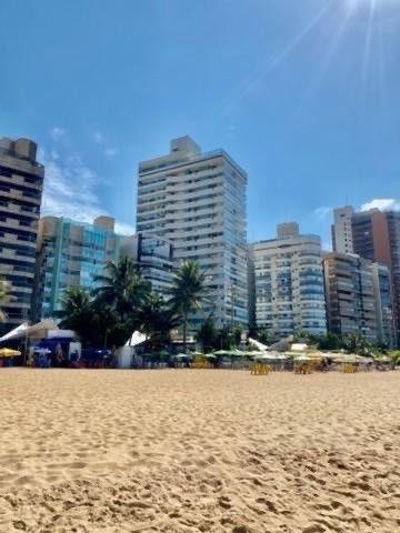 O melhor 2 quartos na Praia da Costa - Amplo e Alto Luxo na Av Gil Veloso - Vista Frontal! - Foto 18