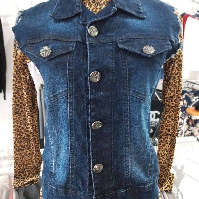 Colete Jeans Ronine - Foto 2