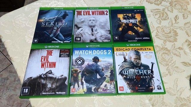 Jogos de Xbox One Novos  - Foto 2