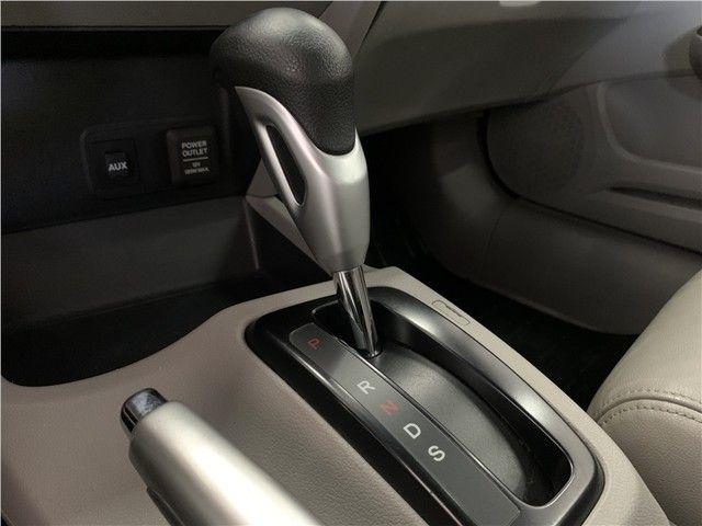 Honda Civic 2014 2.0 lxr 16v flex 4p automático - Foto 14