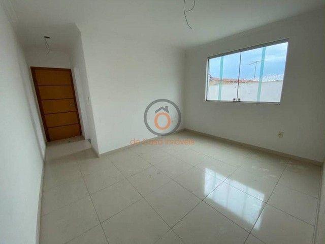 Apartamento para venda tem 60 metros quadrados com 2 quartos em Mantiqueira - Belo Horizon - Foto 2