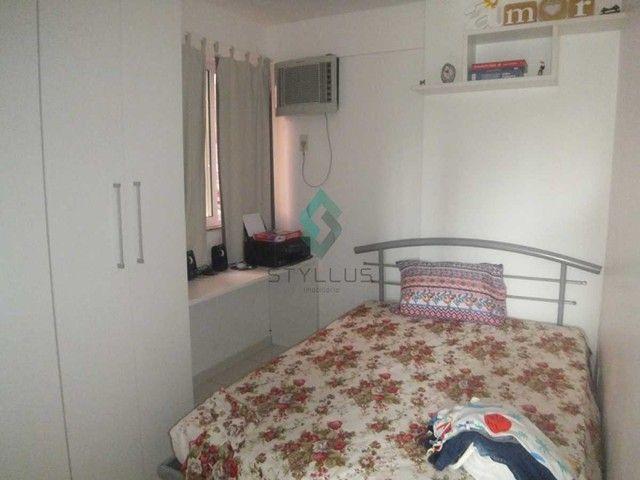Apartamento à venda com 3 dormitórios em Cachambi, Rio de janeiro cod:C3805 - Foto 8