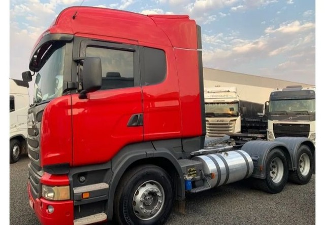 A venda Scania  - Foto 3