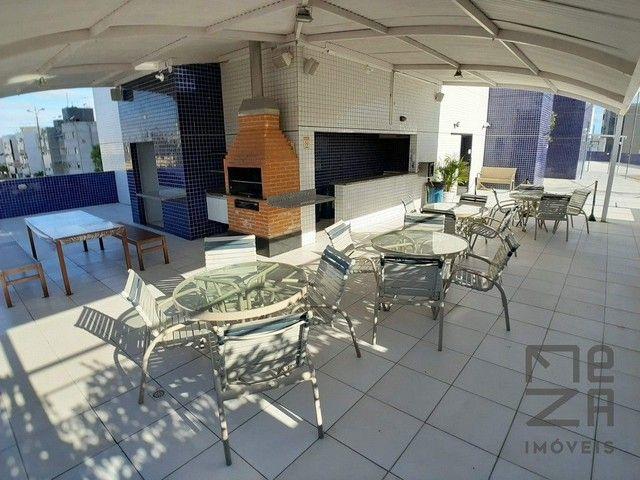 Apartamento à venda com 3 quartos mais Dependência Completa, no Bessa - João Pessoa/PB - Foto 6