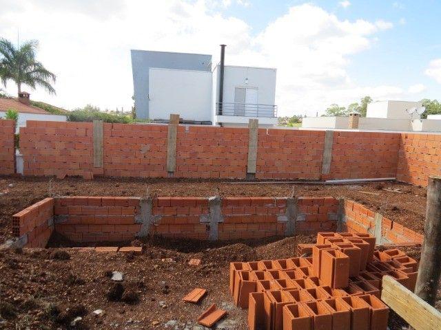 REF 2661 Casa em Construção, 3 suítes, piscina, Imobiliária Paletó - Foto 15