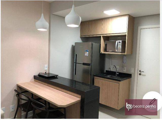 Apartamento com 1 dormitório para alugar, 34 m² por R$ 2.200,00/mês - Jardim Panorama - Sã - Foto 5