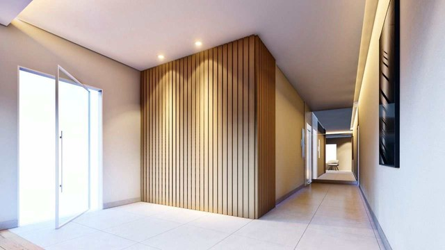 Apartamento com 1 dorm, Canto do Forte, Praia Grande - R$ 246 mil, Cod: 123 - Foto 9