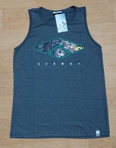 Camiseta Seaway - Foto 4