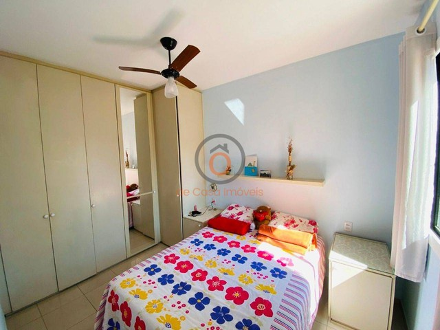 Apartamento para venda possui 63 metros quadrados com 2 quartos - Bairro Santa Branca - Foto 13