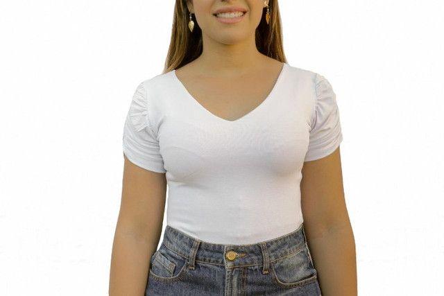 Blusas Malha - 9 peças  - Foto 3