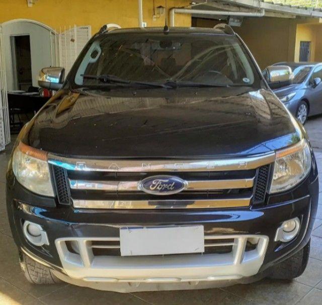 Ford Ranger limited 3.2 20v 4X4 CD Aut. Dies. - Foto 2