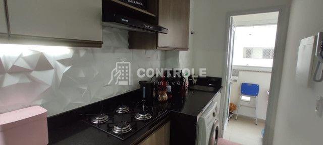 (MAR) Apartamento 2 dormitórios, sendo 1 suíte em Areias - São José/SC - Foto 4