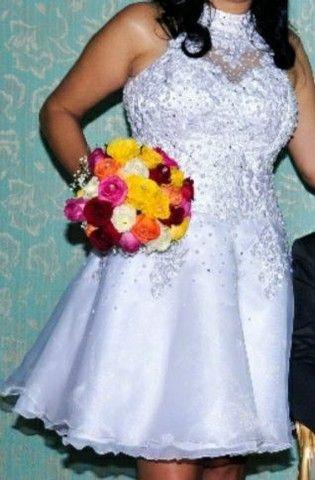 Vestido de noiva ?