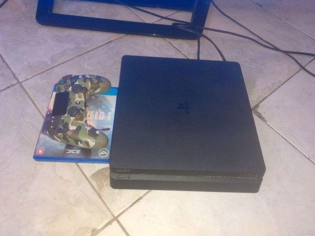 PS4 slim estado de zero