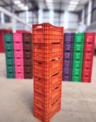 Caixa Agricola colorida  - Foto 4