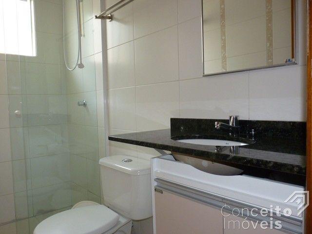 Apartamento para alugar com 2 dormitórios em Estrela, Ponta grossa cod:393423.001 - Foto 18