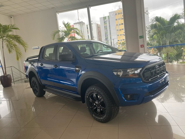 Ford Ranger Storm 2021/2022 0 KM - Foto 3