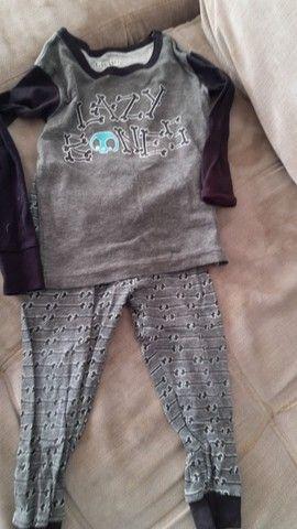 Pijama tamanho 2T - Foto 3