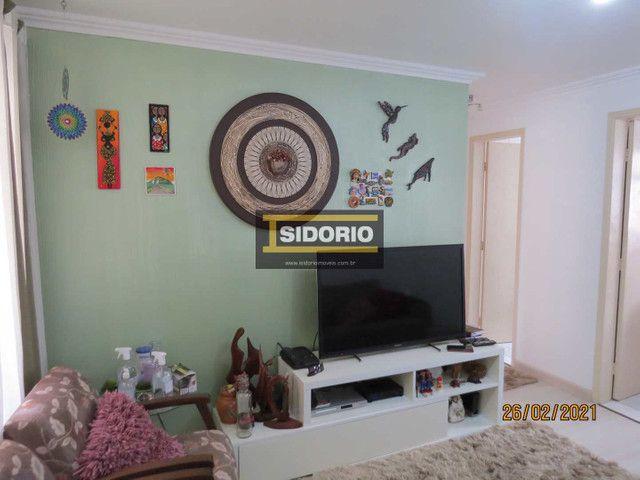 Apartamento à venda com 2 dormitórios em Capão raso, Curitiba cod:10138 - Foto 6