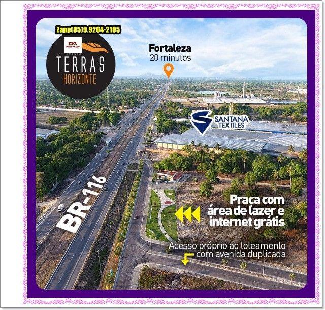 Lotes Terras Horizonte - Construção Liberada-&#$ - Foto 11
