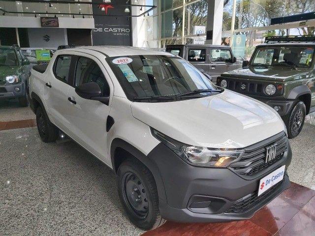 Fiat Strada Cabine Dupla Endurance 2022 - Foto 3
