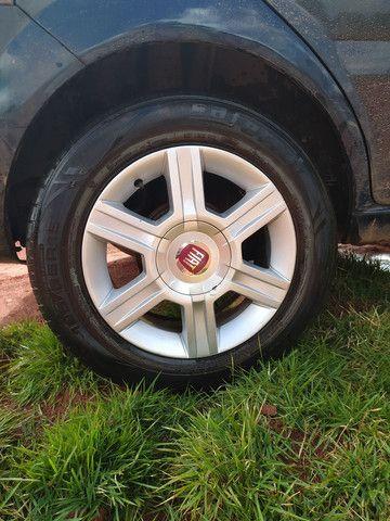 Vendo rodas aro 15 com pneus
