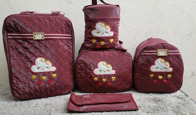 novidades kits de bolsas maternidade - Foto 6