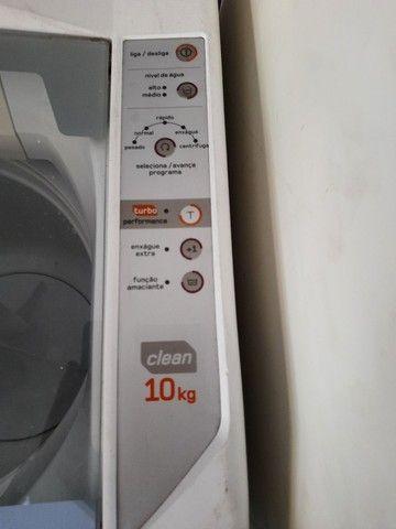 Maquina 10kg Brastemp inox 110v  - Foto 3