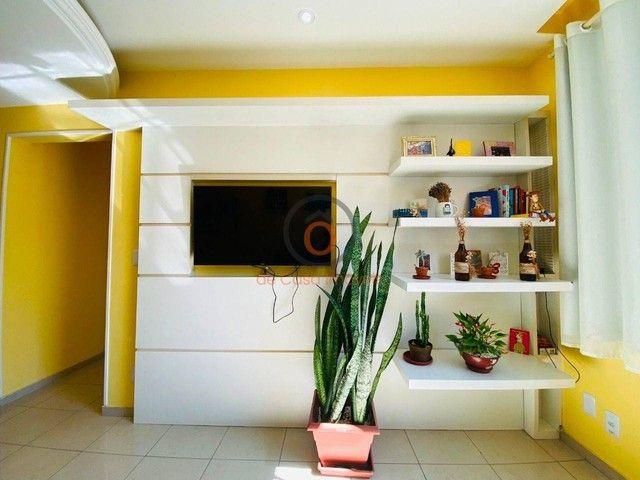 Apartamento para venda possui 63 metros quadrados com 2 quartos - Bairro Santa Branca - Foto 6