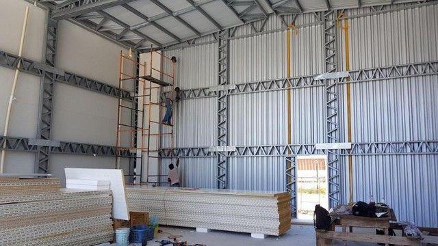 Salas Comerciais e Galpões - Macro Construtora - Foto 6