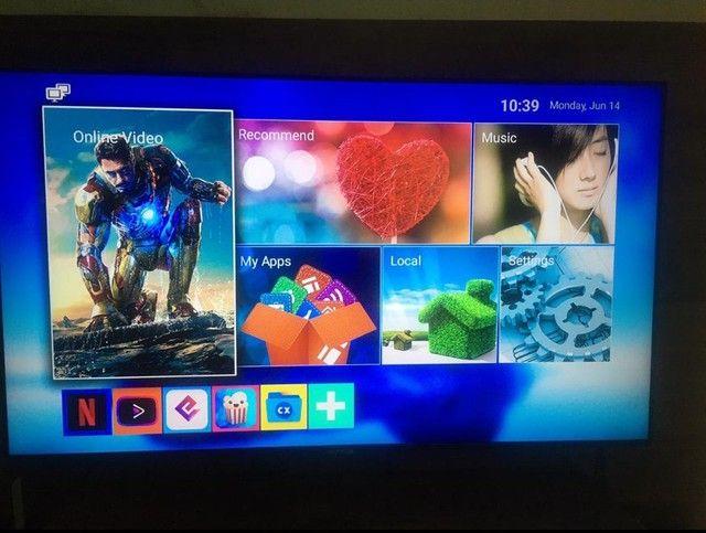 SMART TV SAMSUNG LED 4K 50 polegadas  - Foto 3