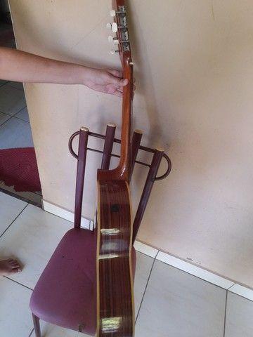 Vende-se violão giannini 1900 série estudo - Foto 3