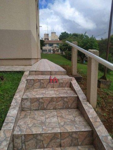 Apartamento para alugar, 42 m² por R$ 1.100,00/mês - Campo Comprido - Curitiba/PR - Foto 15
