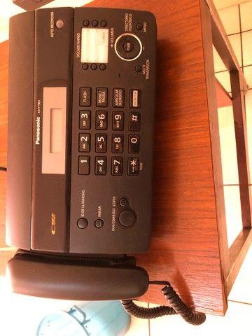 Máquina de fax é uma HP Photosmart - Foto 3