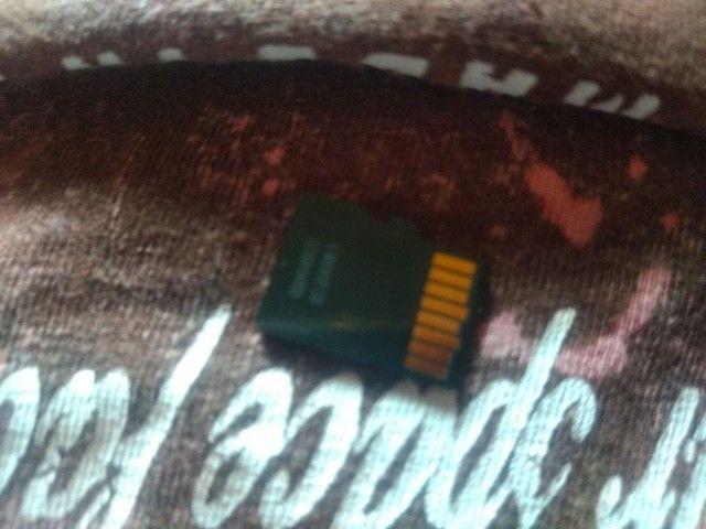 Vendo cartão de memória 64 gb - Foto 2