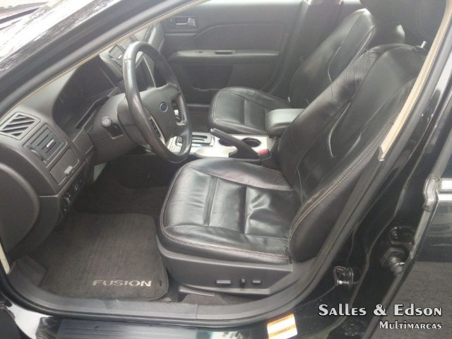 Ford Fusion 3.0 SEL Fwd V6 24V Gasolina 4P Automatico 2011 - Foto 12