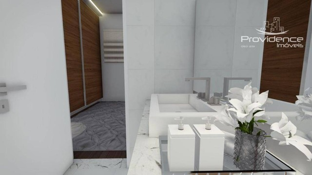 Apartamento com 3 dormitórios à venda, 130 m² por R$ 600.000,00 - Jardim La Salle - Toledo - Foto 8