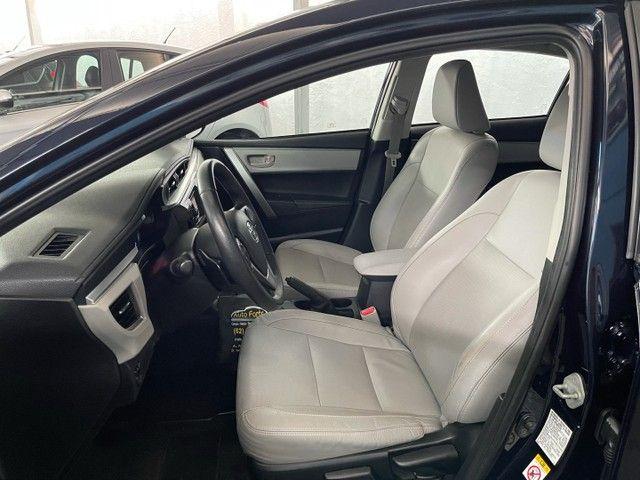 Toyota Corolla xei 2.0 automático 2016 - Foto 10