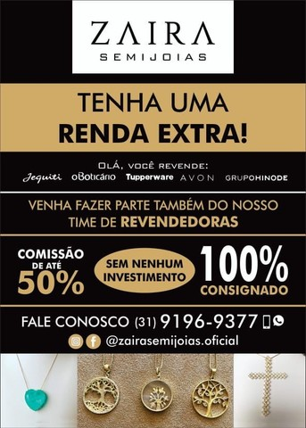 Tenha Renda Extra com venda de semijoias  - Foto 2