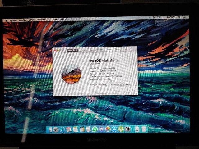 "MacBook Pro (13"" Late 2011) usado - Foto 2"