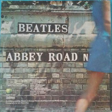 The Beatles Abbey Road (LP)