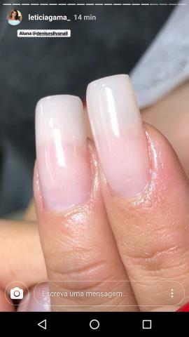 Alugo espaço para manicure nail design