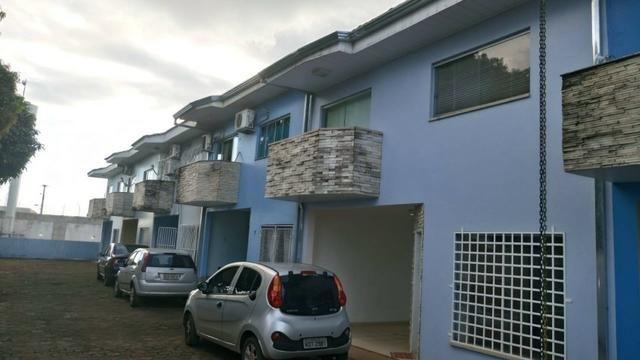 Sobrado com 02 quartos no Residencial Samara no bairro Nova Esperança