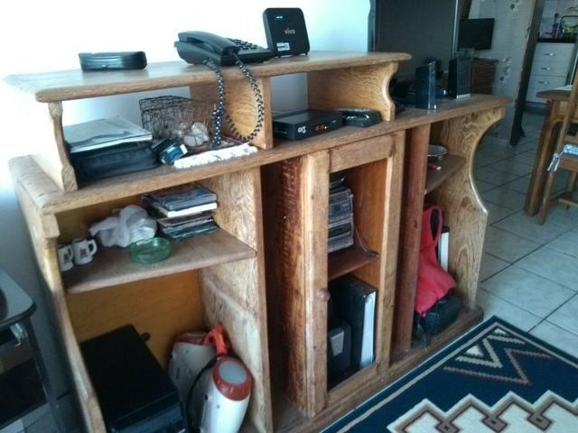 Racke de madeira