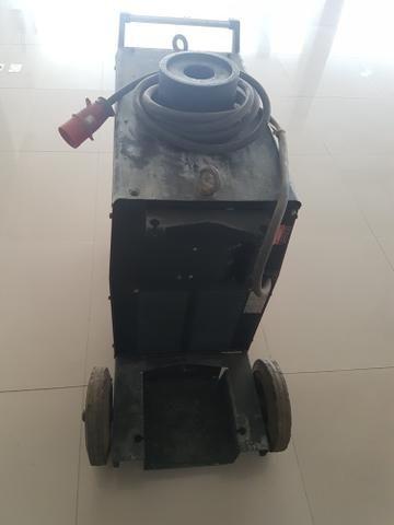 Maquina de solda mig mag lincoln 420 - Foto 4